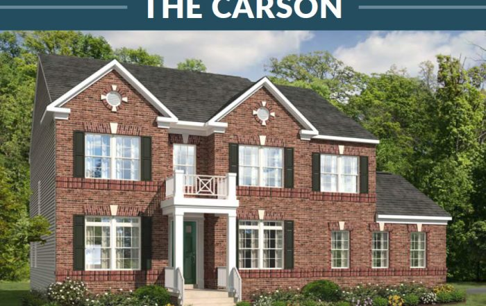 Build a Model Home on Your Lot | Stanley Martin Homes on Your Lot | Carson Model