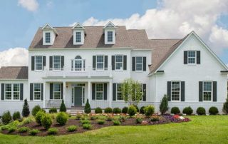 Build a Home On Your Lot in Virginia   Winslow Model from Stanley Martin Custom Homes