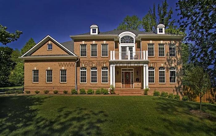 Leighton Model at Stanley Martin Custom Homes