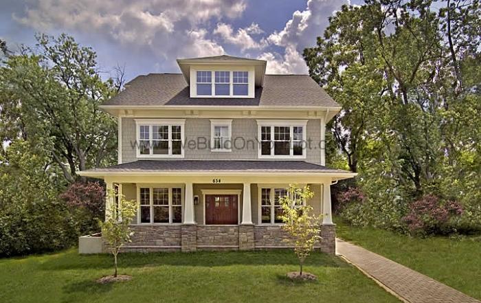 Stanley Martin Custom Homes | Wilshire-II Exterior