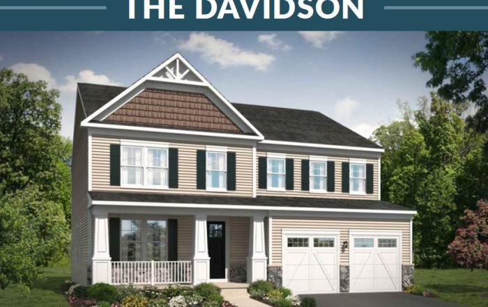 Build a Model Home On Your Lot | Stanley Martin Homes on Your Lot | Davidson Model
