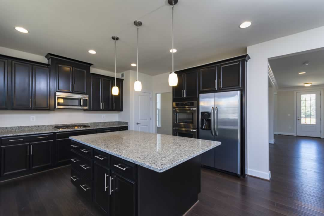 Stanley Martin Homes On Your Lot | Lawrence Model Kitchen