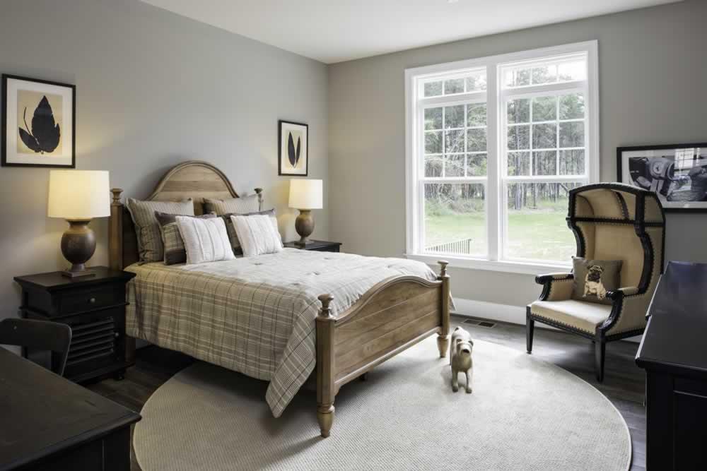 Stanley Martin Custom Homes | We Build On Your Lot | Travers Model Bedroom