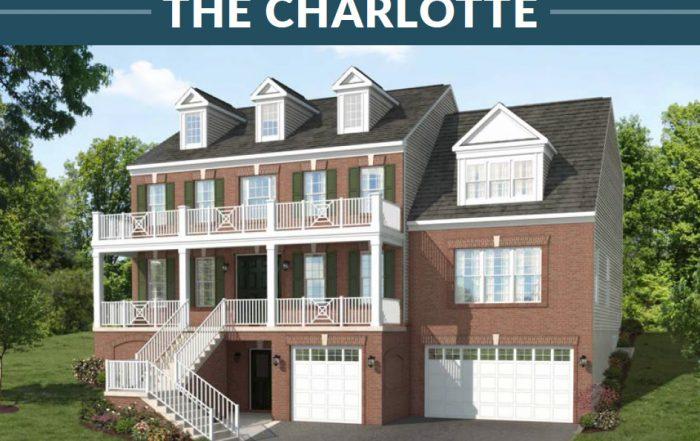 Stanley Martin Homes Built on Your Lot | Charlotte Model