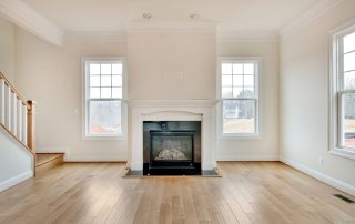 Build a new home on your lot in Virginia and Maryland   McKenney Model from Stanley Martin Custom Homes
