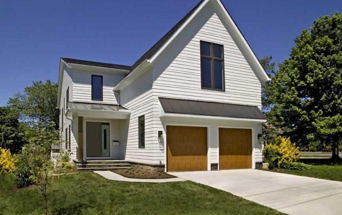 Stanley Martin Homes On Your Lot | Parkridge Model Exterior