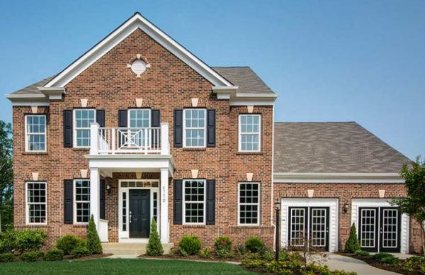 Stanley Martin Custom Homes can build a Sandhurst model on your lot in Northern Virginia or Montgomery County, MD.