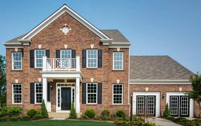 Build a Home On Your Lot in Virginia | Sandhurst Model from Stanley Martin Custom Homes