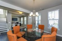 Stanley Martin Homes Built On Your Lot   Carey Model Dining