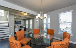 Stanley Martin Homes Built On Your Lot | Carey Model Dining