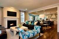 Build a new home on your lot in Virginia and Maryland | Morgan Model from Stanley Martin Custom Homes