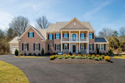 Stanley Martin Custom Homes can build a Winslow Model on your lot in Northern Virginia or Montgomery County, Maryland.