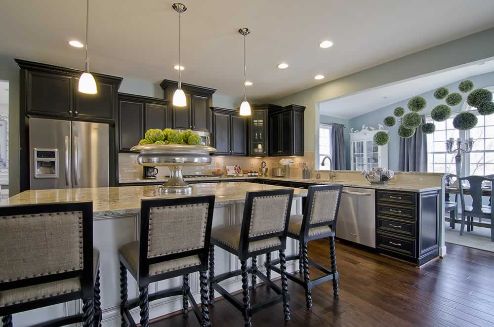 Neighborhood Series Sutton Model at Stanley Martin Homes