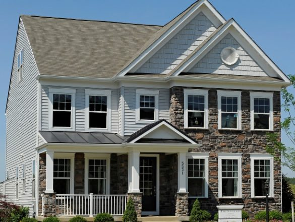 Build a Home On Your Lot in Virginia | Tavistock Model from Stanley Martin Custom Homes