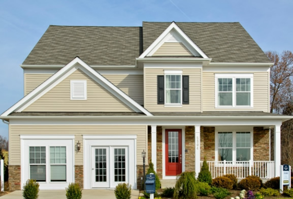 Build a Home On Your Lot in Virginia | Warner Model from Stanley Martin Custom Homes