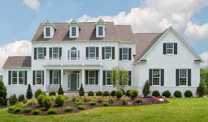 Build a Home On Your Lot in Virginia | Winslow Model from Stanley Martin Custom Homes