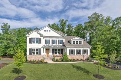 Stanley Martin Custom Homes can build a Morgan model on your lot in Northern Virginia or Montgomery County, Maryland.