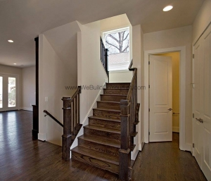Homes with Great Staircases | We Build On Your Lot | Stanley Martin Custom Homes