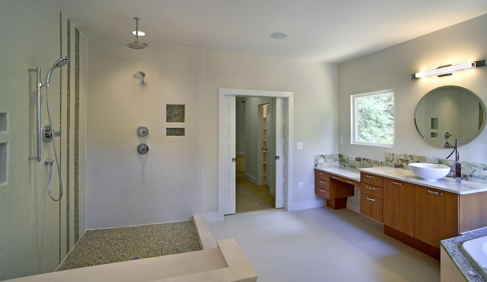 Stanley Martin Homes On Your Lot | Brooklyn Model Bath