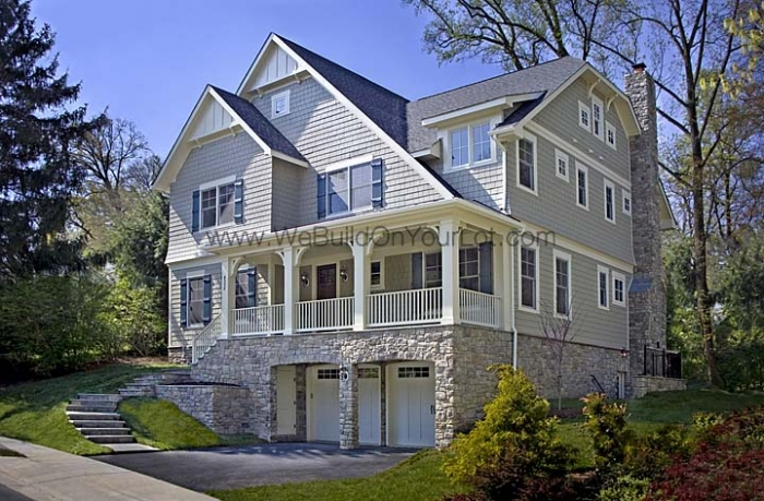 Nantucket we build on your lot stanley martin custom homes for Build house on your land