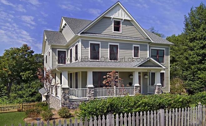Stanley Martin Custom Homes | Amherst II Model
