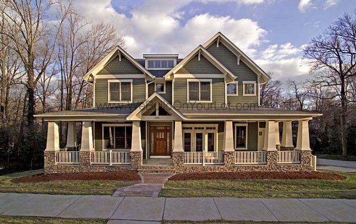 Kensington Model | custom homes on your lot