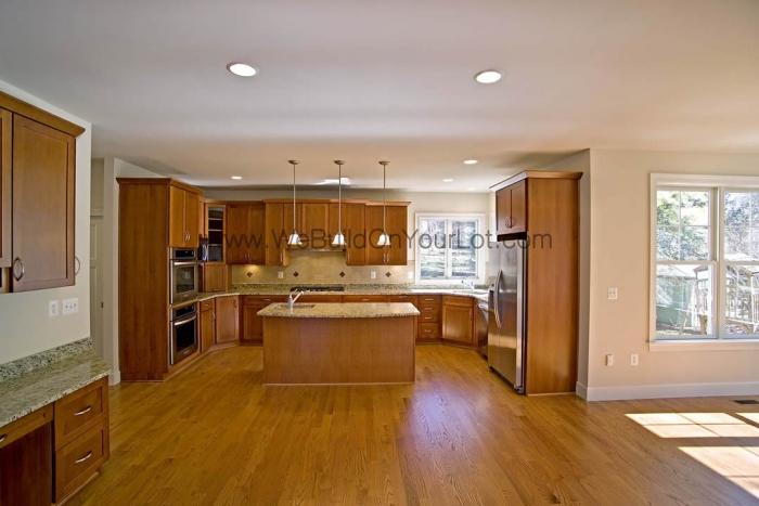 Amherst VIII Kitchen