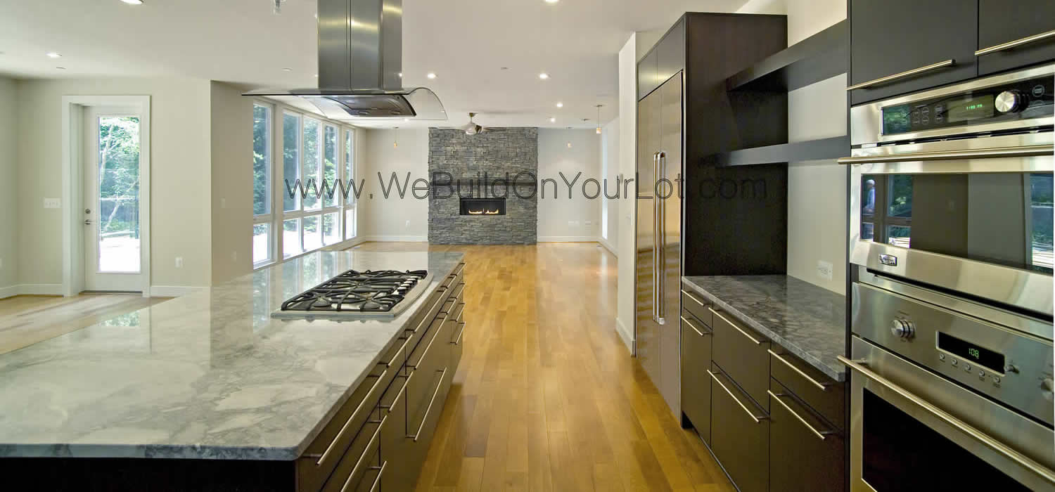 Brooklyn Kitchen from Stanley Martin Custom Homes: We Build On Your Lot.com