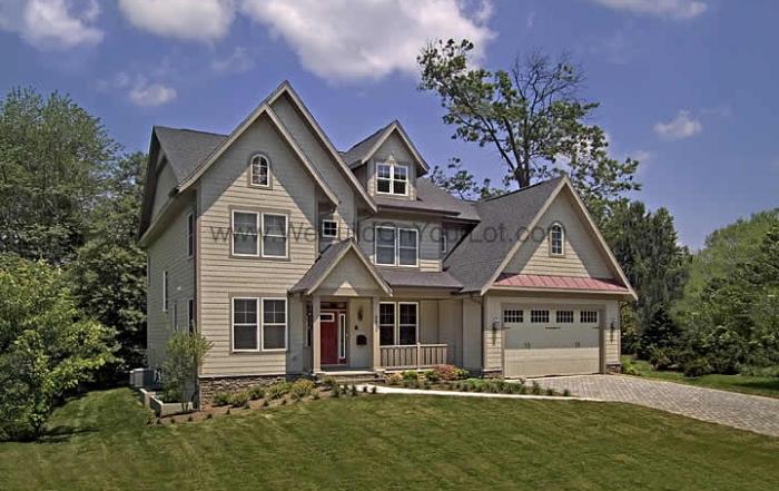 Stanley Martin Custom Homes | Amherst IX Exterior