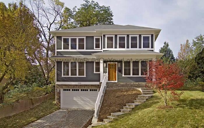 Stanley Martin Custom Homes | Eastlake Exterior