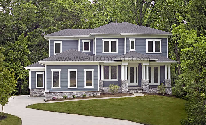 Stanley Martin Custom Homes | Westcott Exterior