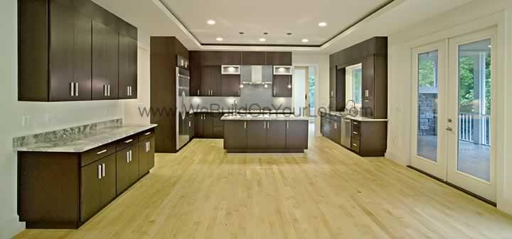 Stanley Martin Custom Homes | Westcott Kitchen