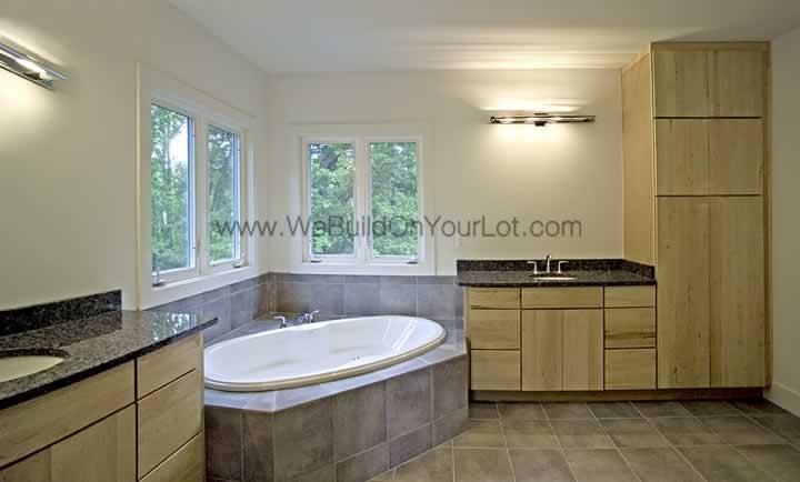 Stanley Martin Custome Homes | Westcott Master Bath