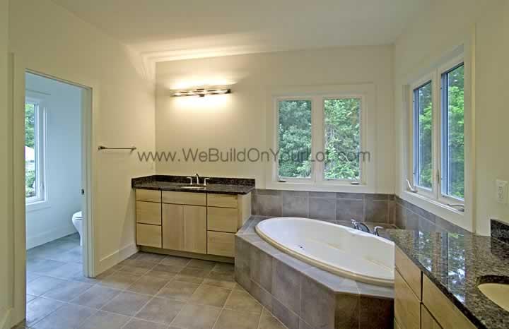 Stanley Martin Custom Homes | Westcott Master Bath