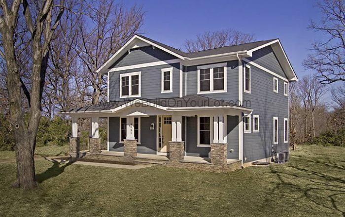 Ridgewood Model | Custom Homes on Your Lot
