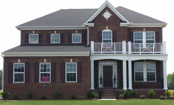 The davidson model we build on your lot stanley martin for Davidson home builders