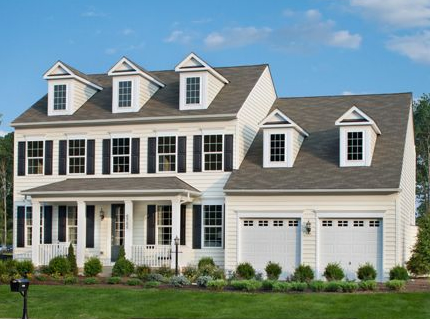 Build a Home On Your Lot in Virginia | Ramsay Model from Stanley Martin Custom Homes