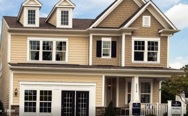 Stanley Martin Custom Homes can build a Westover model on your lot in Northern Virginia or Montgomery County, MD.