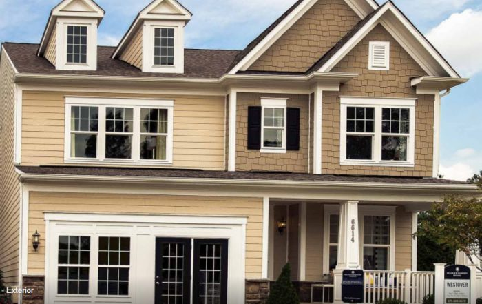 Build a Home On Your Lot in Virginia | Westover Model from Stanley Martin Custom Homes