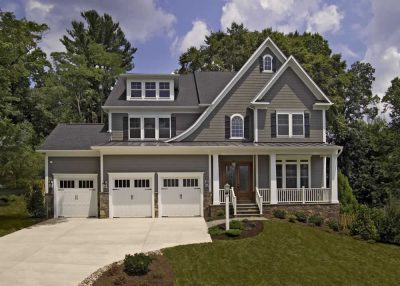Stanley Martin Custom Homes can build a Gainsborough model on your lot in Northern Virginia or Montgomery County, Maryland.