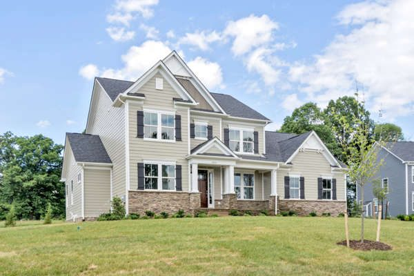 Stanley Martin Custom Homes can build a Travis Model on your lot in Northern Virginia or Montgomery County, Maryland.