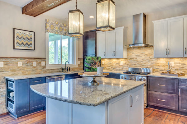 Build a new home on your lot in Virginia and Maryland | Travis Model from Stanley Martin Custom Homes