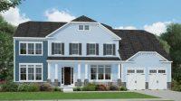 Stanley Martin Custom Homes | Bailey Model