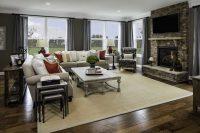 Stanley Martin Homes On Your Lot | Kearney Model Family Room