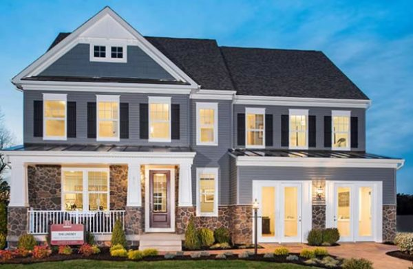 Build a Home on Your Lot in Virginia | Lindsey Model from Stanley Martin Custom Homes
