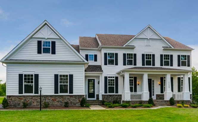 Build a Home On Your Lot in Virginia | Maxwell Model From Stanley Martin Custom Homes