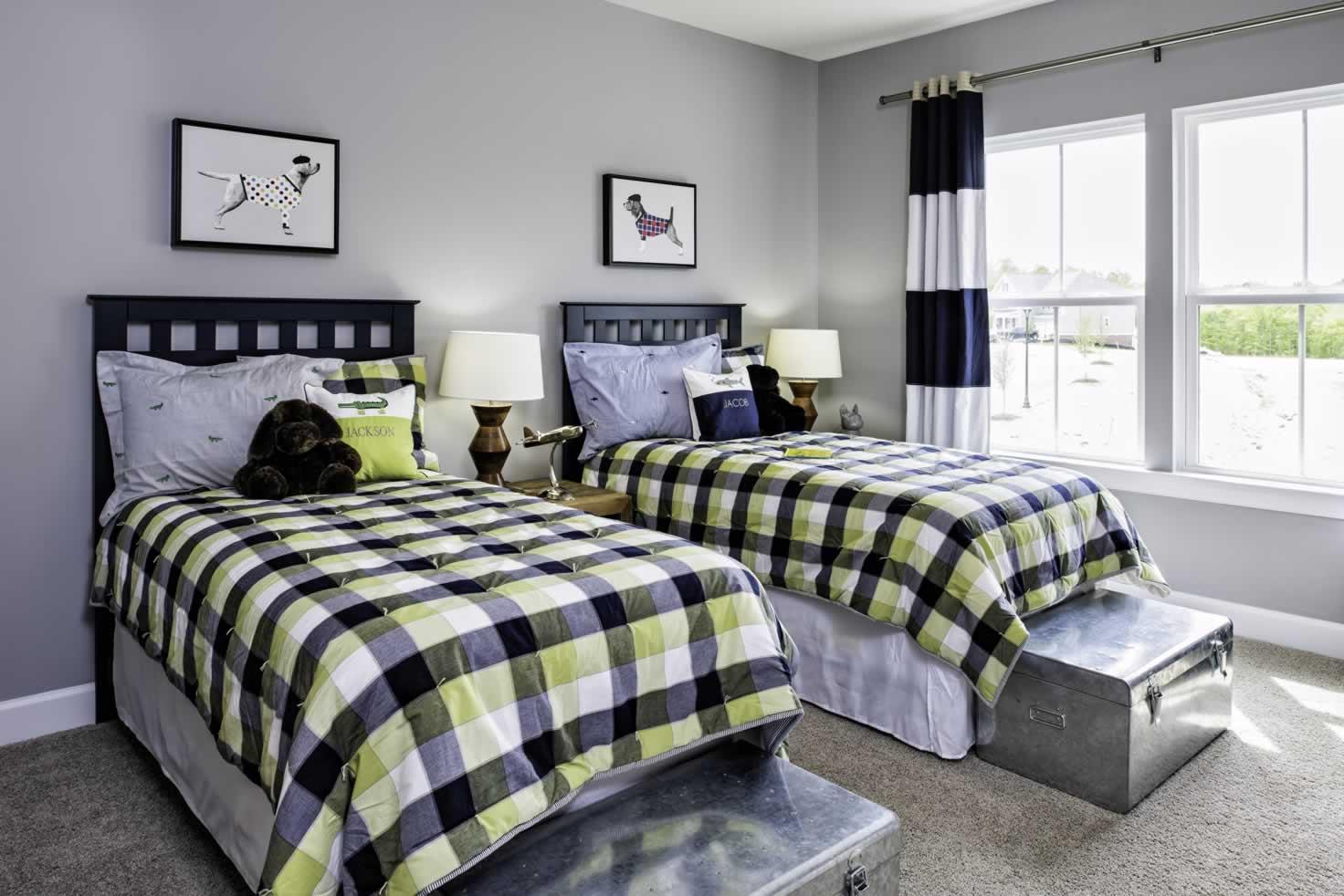 Stanley Martin Homes On Your Lot   Middleton Model Bedroom