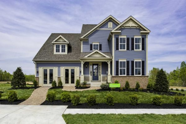 Stanley Martin Custom Homes can build a Middleton model on your lot in Northern Virginia or Montgomery County, MD.