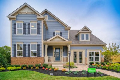 Stanley Martin Custom Homes can build a Middleton model on your lot in Northern Virginia or Montgomery County, Maryland.