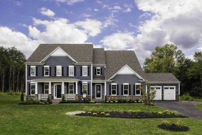 Stanley Martin Custom Homes can build a Travers Model on your lot in Northern Virginia or Montgomery County, Maryland.